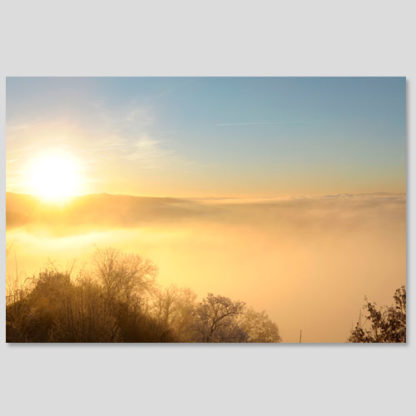 Sonnenaufgang-Drachenfels