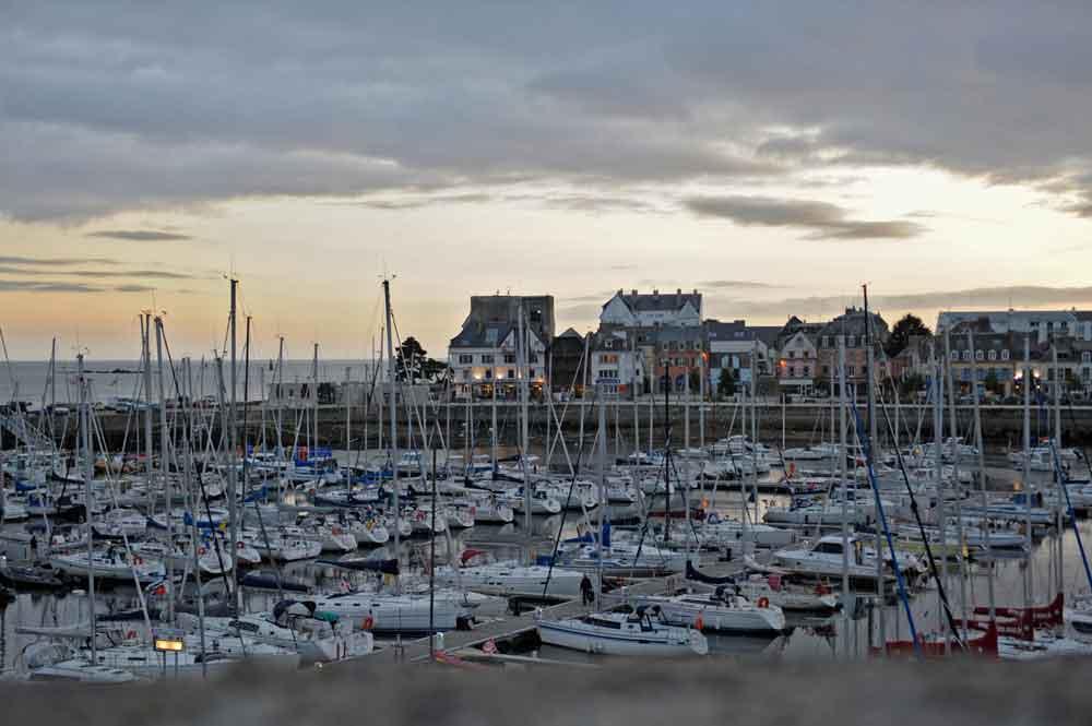 Bretagne-segelboote-Concarneau